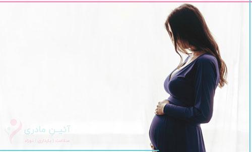 اقدامات قبل از بارداری